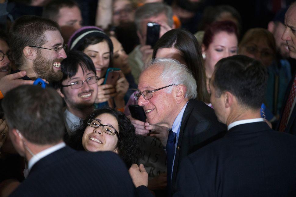 Dear Bernie: Leave on a High Note