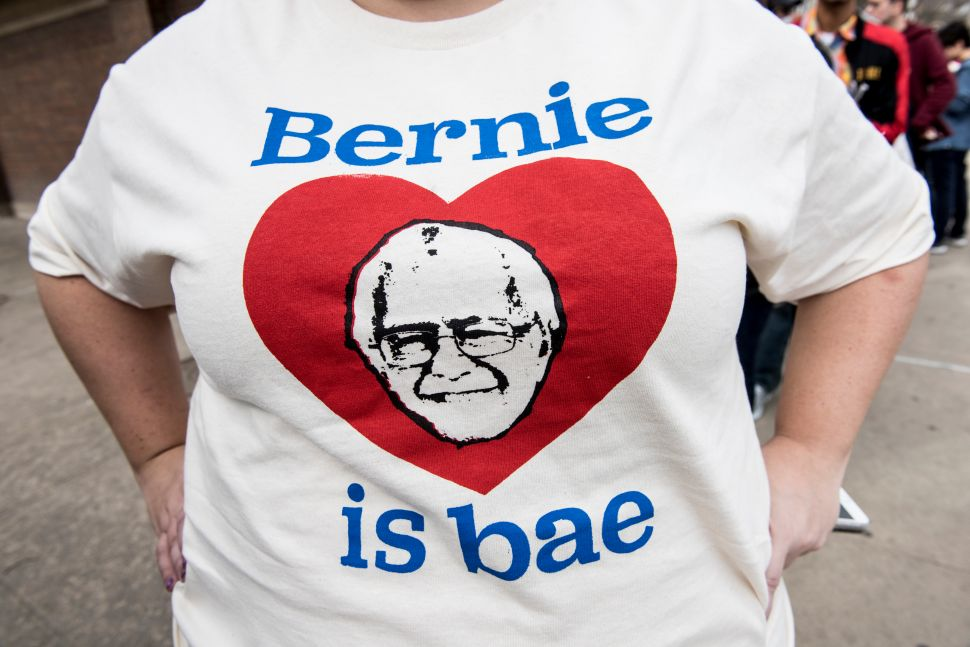 Bernie Sanders Rocks the Bronx