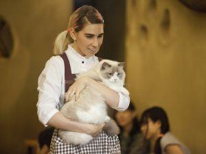 Zosia Mamet in Girls.