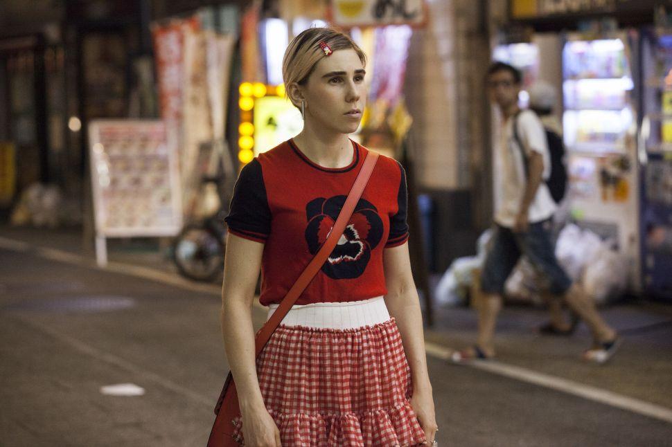 'Girls' Recap 5×03: 'Big in Japan'