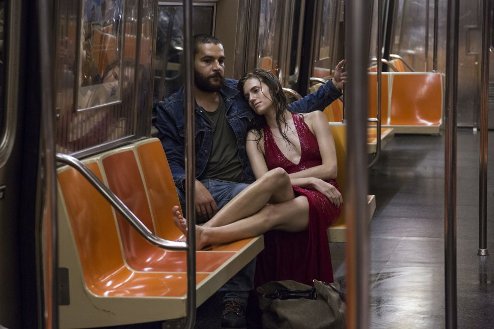 'Girls' Recap 5×06: The Panic In Central Park