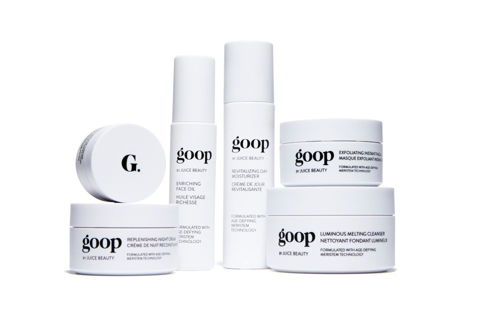 It's Entirely Impossible to Hate the Goop Skincare Line
