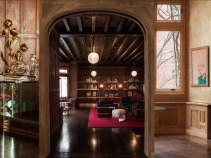 Hayward House Living Room