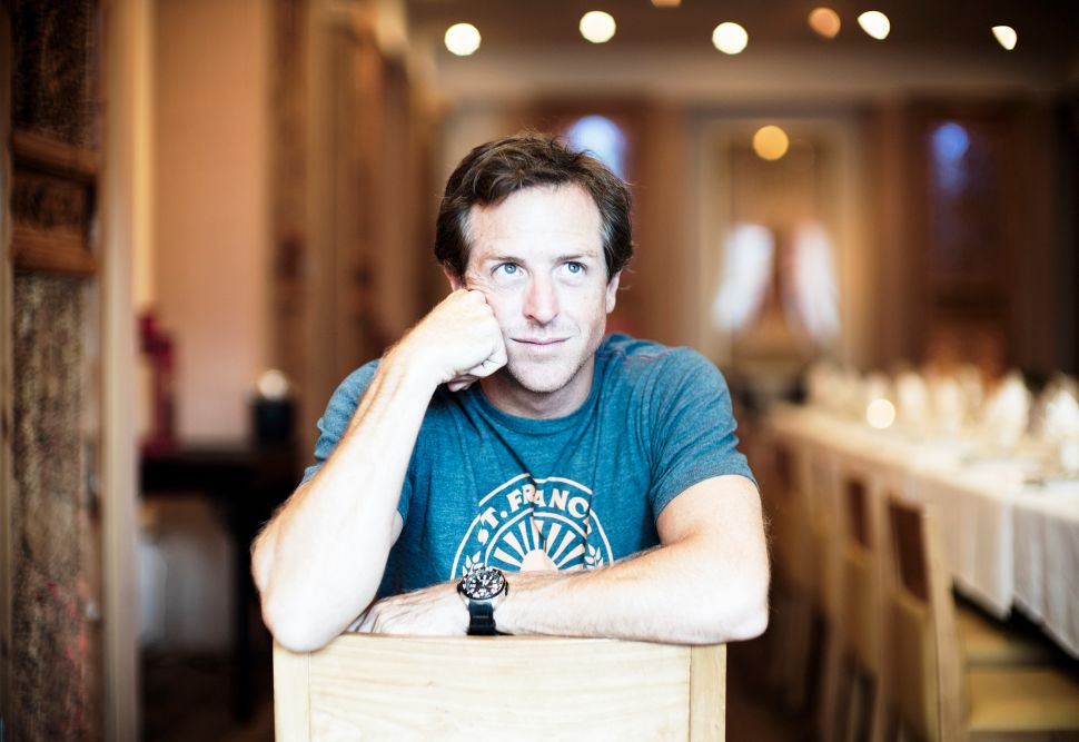 Hugh Howey Has No Patience for Book Lovers Who Don't Read Books