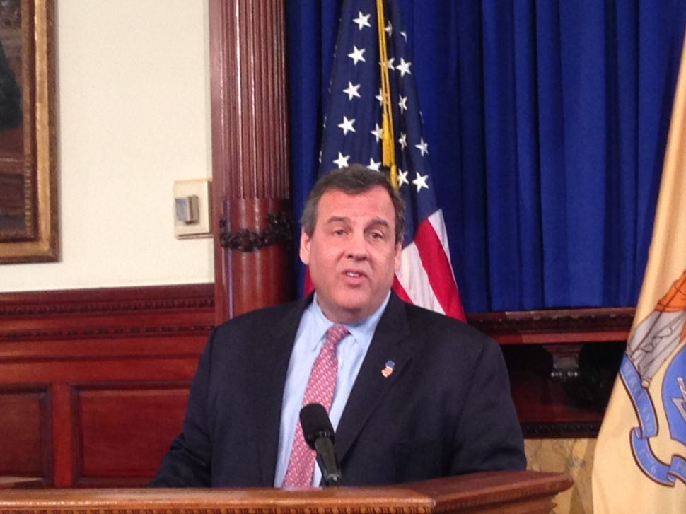 Guv's Office Directs Media to Trump Campaign for Christie's Monday Schedule