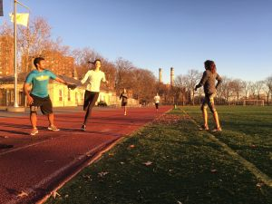 Mile High Run Club's Outdoor Runs - East River Track