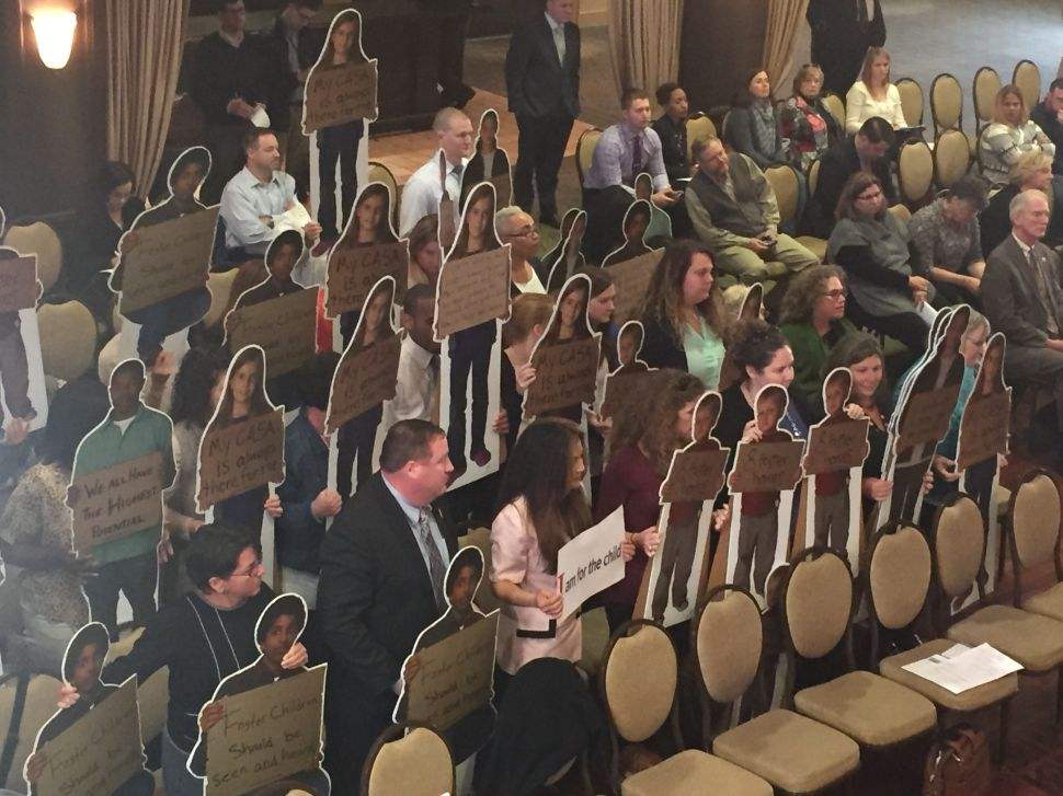 Christie's 2017 Budget Draws Criticism at Budget Hearing