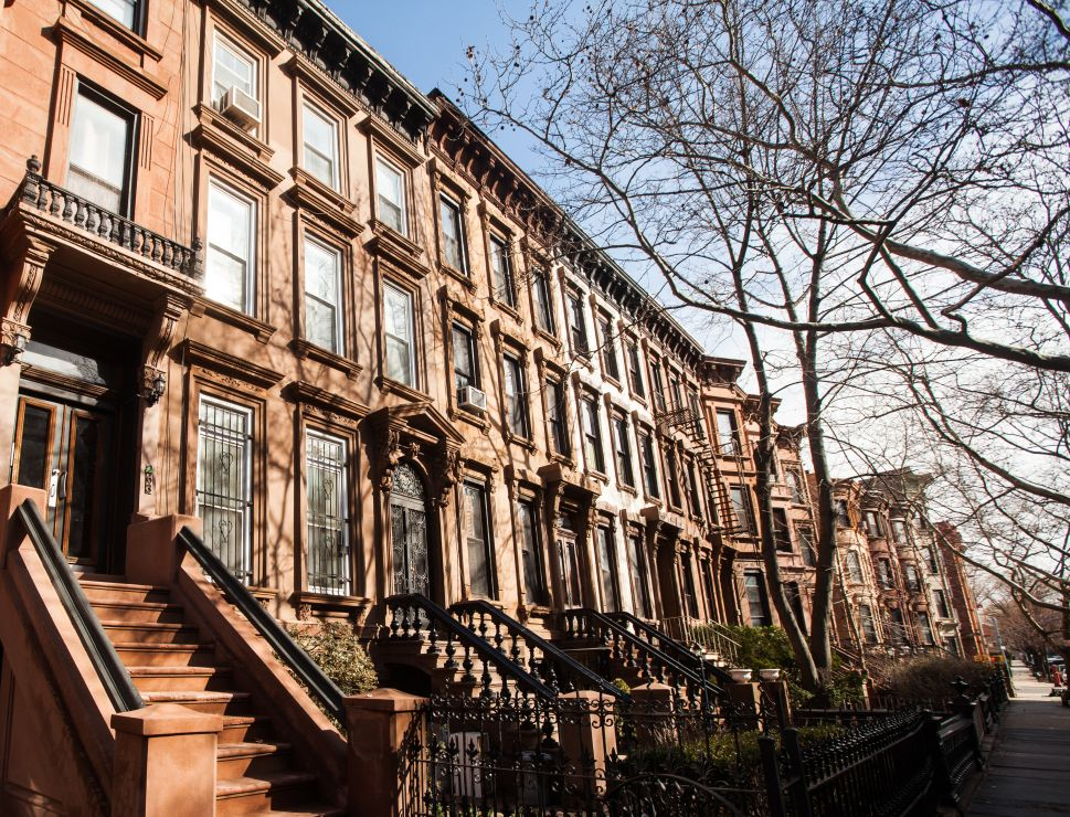 Living History: The Story Behind Bed-Stuy's Stunning Townhomes