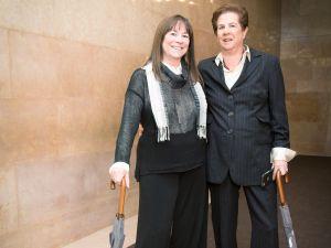 Ronnie Lane (left) and Bonnie Chajet, lifelong Uptown denizens, partnered up four decades ago.