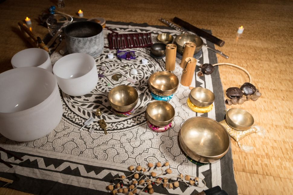 What to Expect at a Sound Bath, the Latest Wellness Obsession