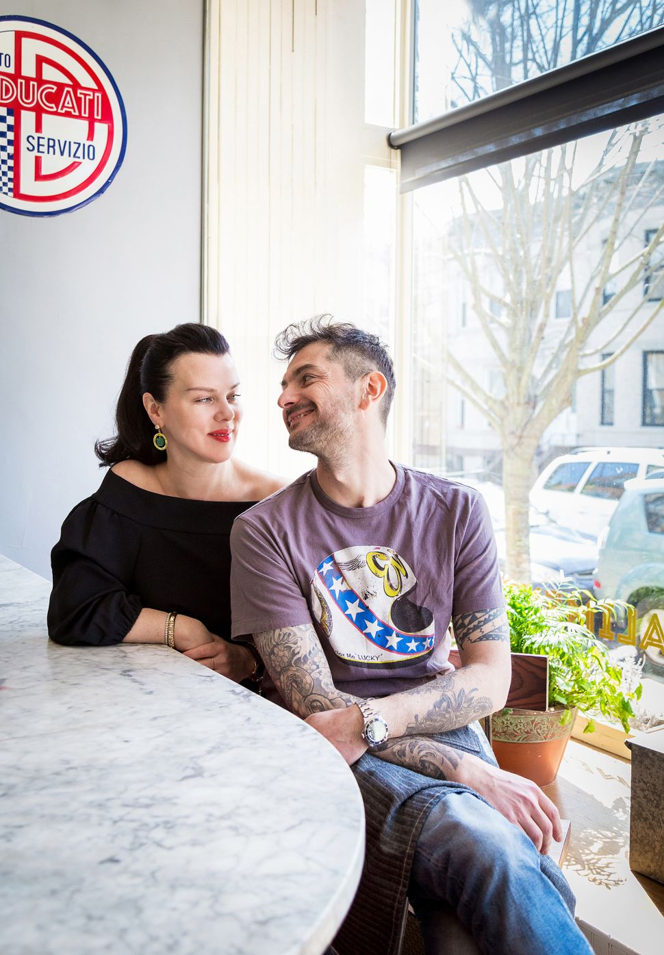 The Italian Job: Debi Mazar and Gabriele Corcos on Spicing Up the Kitchen