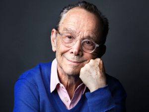Joel Grey at home