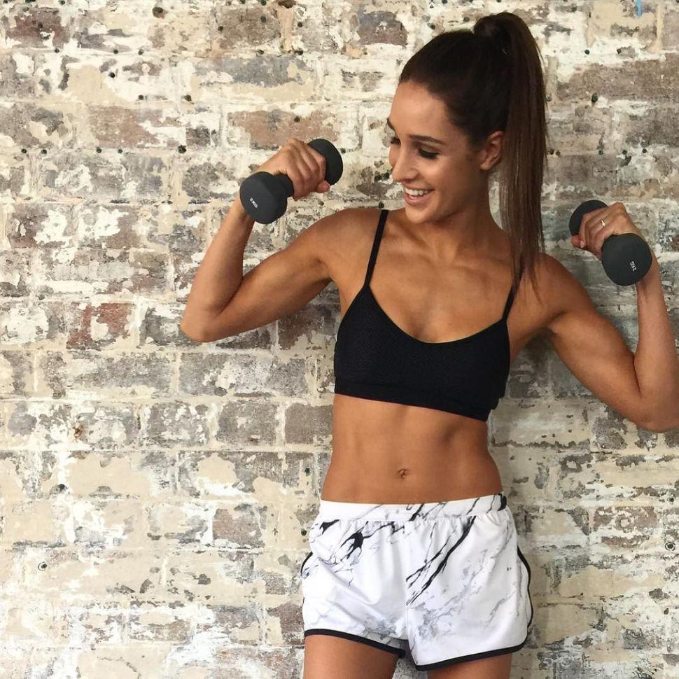 Meet Kayla Itsines: The Fitness Trainer Taking Over Instagram