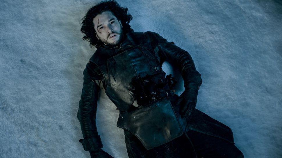 Game of Thrones' Kit Harington Insists Jon Snow Is Definitely Dead