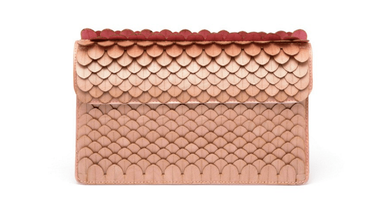 This Wood Has the Look of Fabric and is as Soft and Flexible as Leather