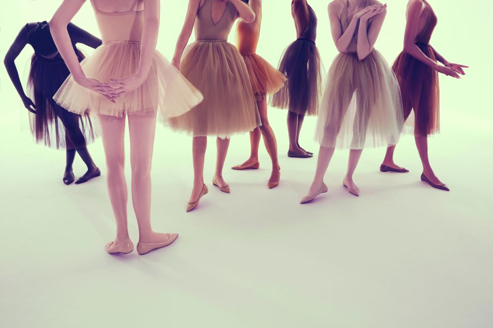 Christian Louboutin Now Offers 7 Different Shades of Nude