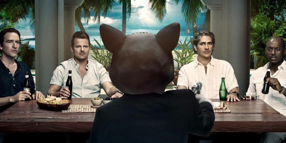 What the F*ck Is 'Mad Dogs?'
