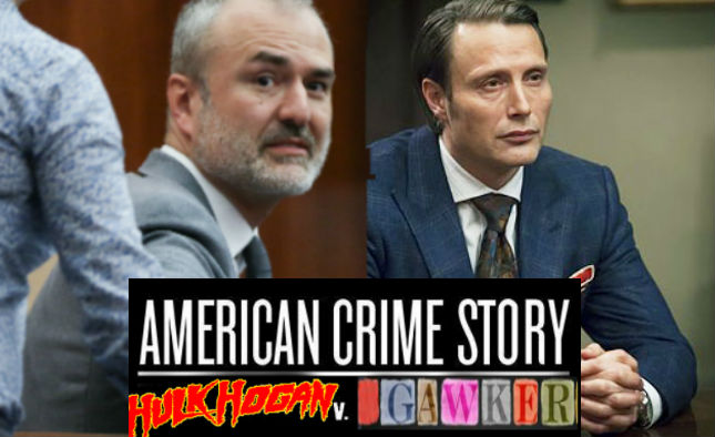 Casting for Season 2 of American Crime Story: Hulk Hogan V. Gawker
