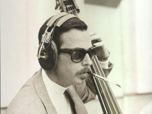 Max Bennett at Radio Recorders.