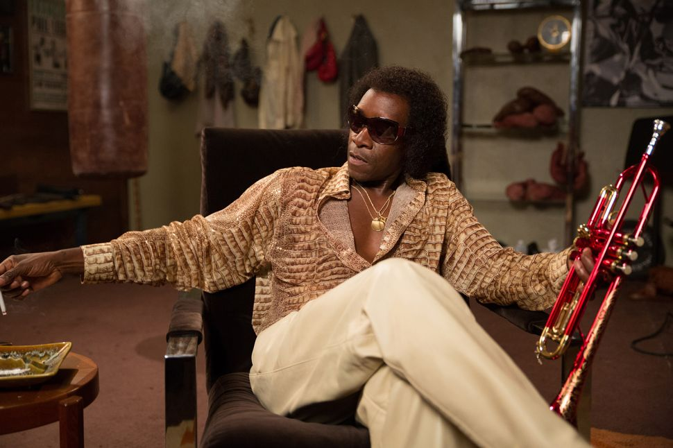 Miles Mangled: Don Cheadle Desecrates the Memory of Legendary Jazz Trumpeter