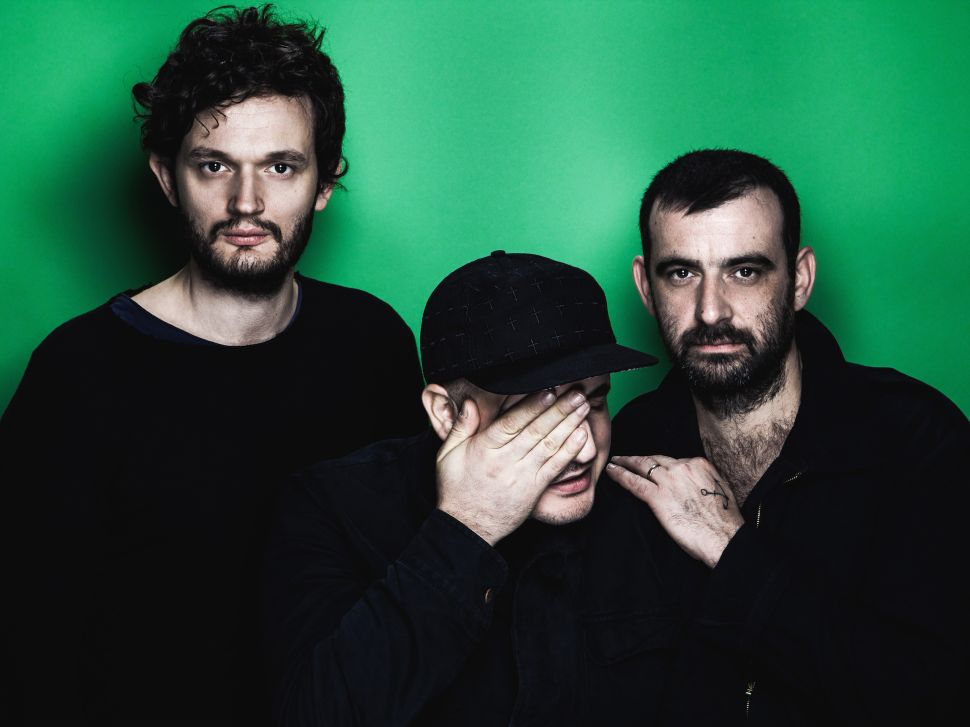 Moderat Bring Warmth and Humanity to German Electronica