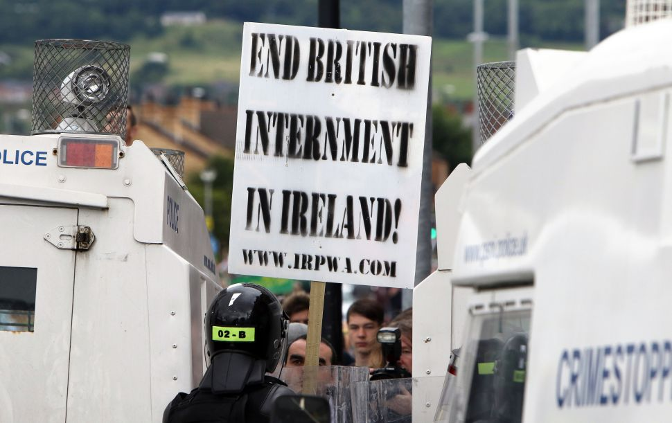 Cops in America Have it Easy, Says This Crime Writer From Northern Ireland