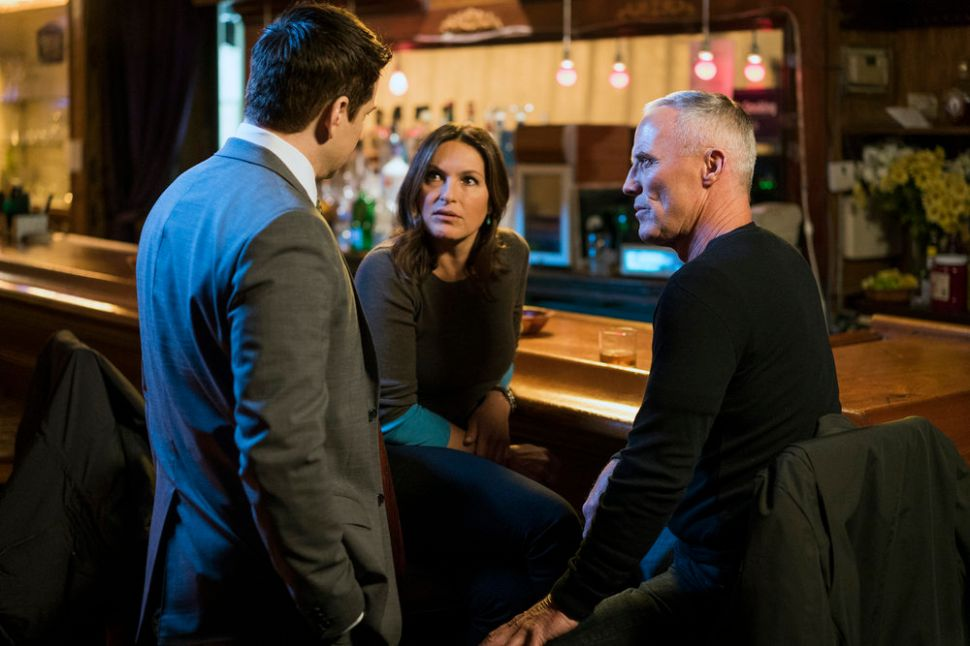 'Law & Order: SVU' 17×18 Recap: All Demons Come Out to Play