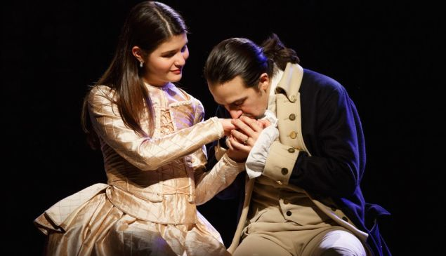 'Hamilton' blew us all away once again this morning, racking up 16 Tony nominations.