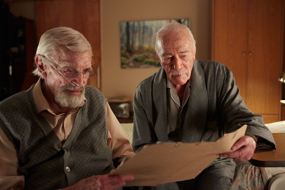 The Holocaust and Alzheimer's, Together at Last in 'Remember'