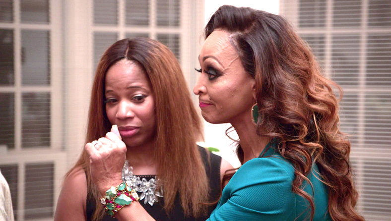 'Real Housewives of Potomac' Episode 8 Recap: All Shades of Shade