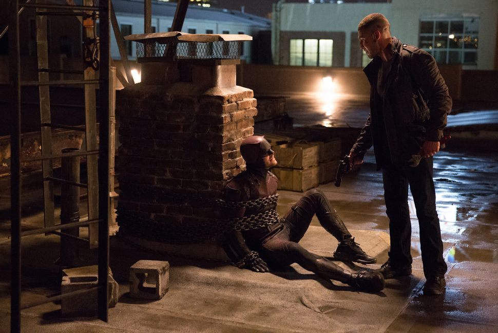 'Daredevil' Fight Coordinator Previews Matt Murdock vs. Frank Castle