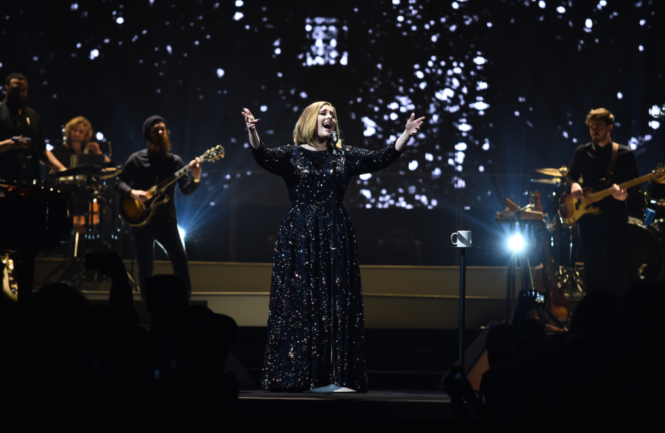 Few Things Are as Dependable as Adele at Madison Square Garden