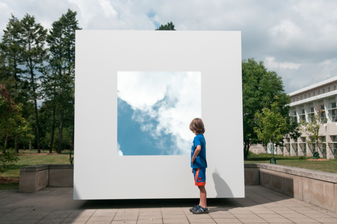 """Connect with the Sky as Never Before through David Wallace Haskins' """"Skycube"""""""