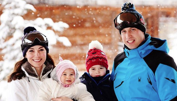 The Royal Family's Holiday Photos Are More Than Instagram Worthy