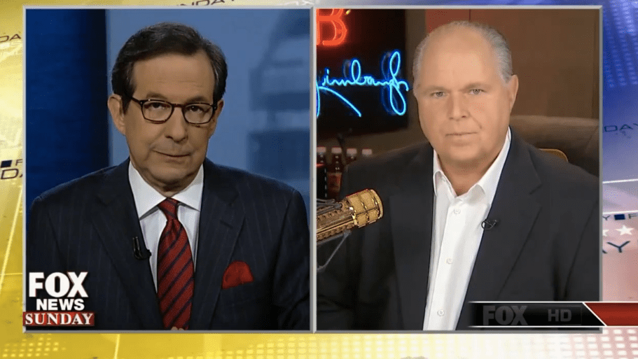 Oracles Limbaugh and Beck Are Summoned in GOP Panic Over Trump