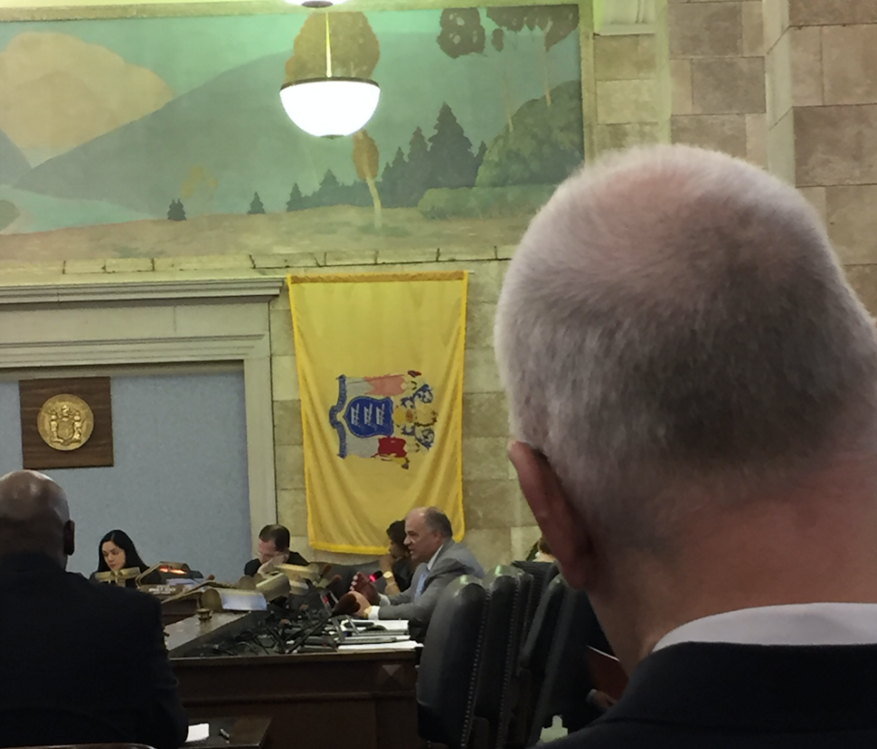 Sweeney and A.C. Officials Spar in Heated Committee Hearing