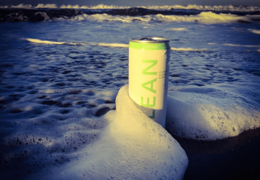 CLEAN Cause Water Supports Addiction Recovery Programs (and Tastes SO GOOD)