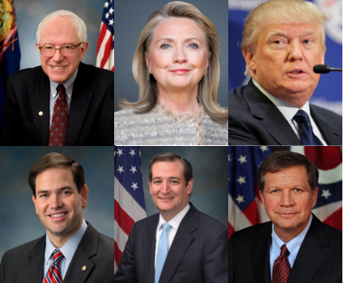 Super Tuesday III: The Stakes for the Remaining 6 Candidates