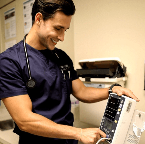 The World's Most Eligible Doctor Is Taking Uptown Appointments