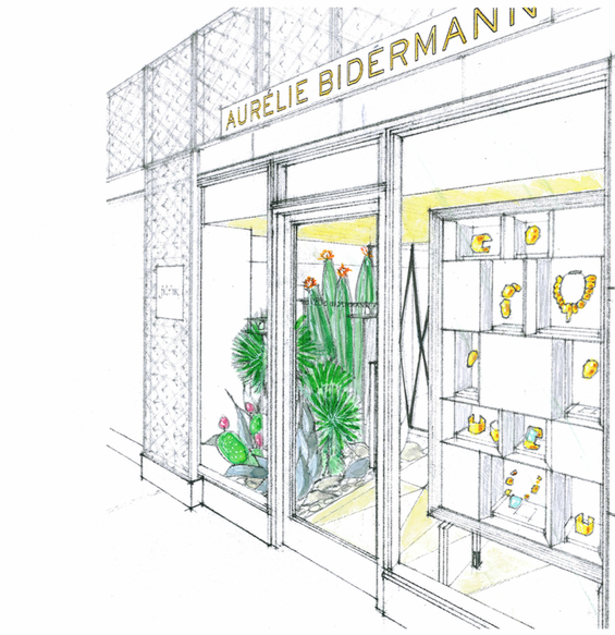 Aurélie Bidermann's New Boutique Spreads California Vibes to the Upper East Side
