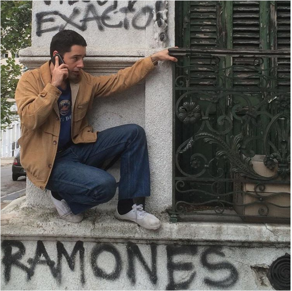 Juan Wauters and The Ramones: A Love Story