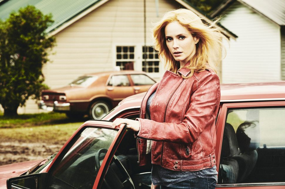 Christina Hendricks on 'Hap and Leonard,' Femme Fatales, and Life After 'Mad Men'