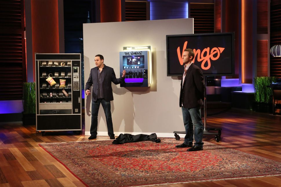 Vengo Founders Dish on Eventful 'Shark Tank' Pitch