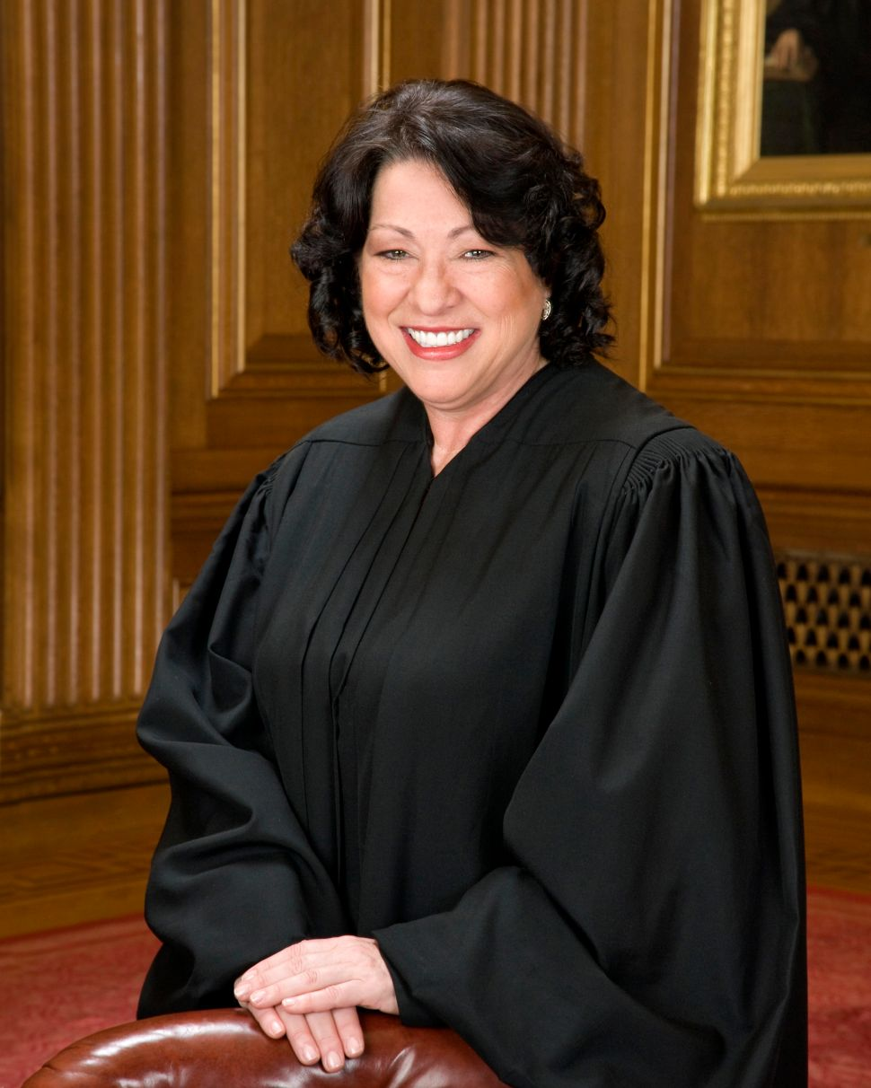 Sotomayor Coming to New Jersey