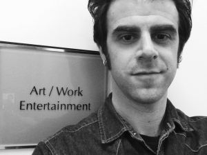 Spencer Robinson of Art/Work