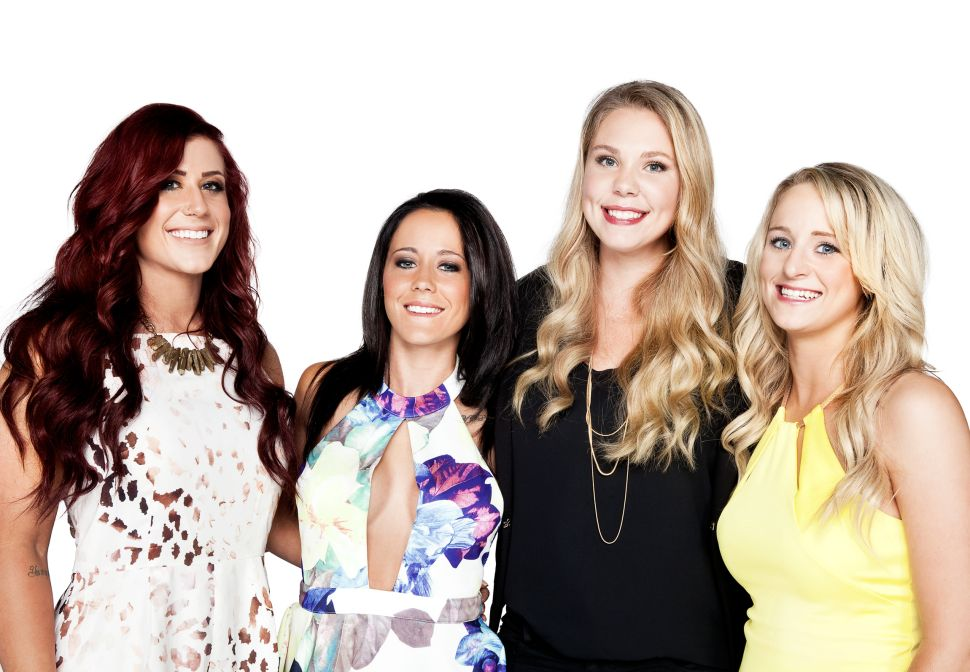 'Teen Mom 2' Executive-Producer: 'This Isn't Your Parents Talking to You About Sex'