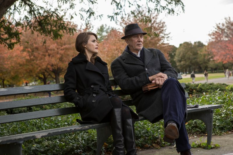 Big Coats, New Disguises: Secrets From 'The Americans' Costume Designer