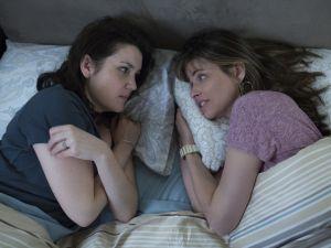 Melanie Lynsky and Amanda Peet.