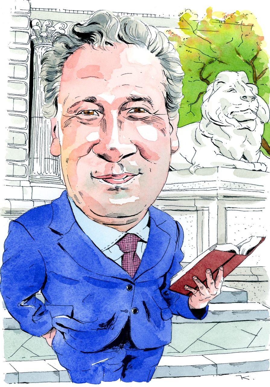 NYPL Head Tony Marx on Dealing with Both Billionaires and the Homeless