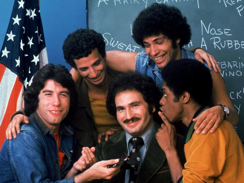 A Millennial Reviews: The Lost Bernie Sanders Docu-Series, 'Welcome Back Kotter'